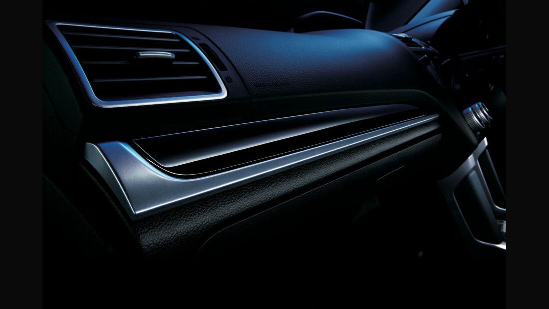 Subaru Forster Facelift - Tokio Motor Show 2015