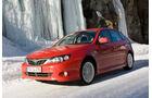 Subaru Impreza 1.5R, Seitenansicht