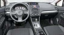 Subaru Impreza 1.6i Comfort, Cockpit