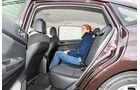 Subaru Impreza 1.6i Comfort, Fondsitze, Beinfreiheit