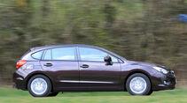 Subaru Impreza 1.6i Comfort, Seitenansicht