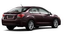 Subaru Impreza 2012,