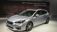 Subaru Impreza 2016 Hatchback, Front