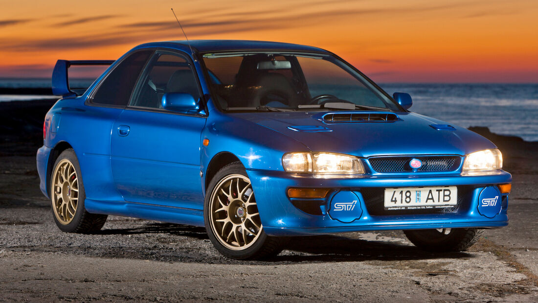 Subaru Impreza 22B - 1998