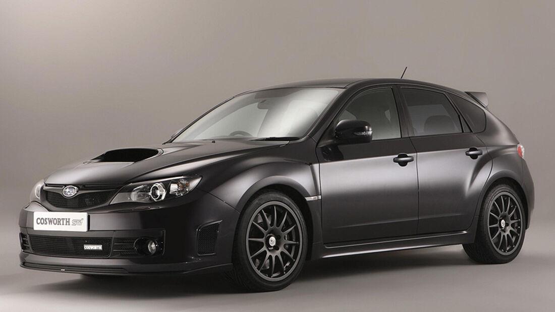 Subaru Impreza Cosworth STI CS400
