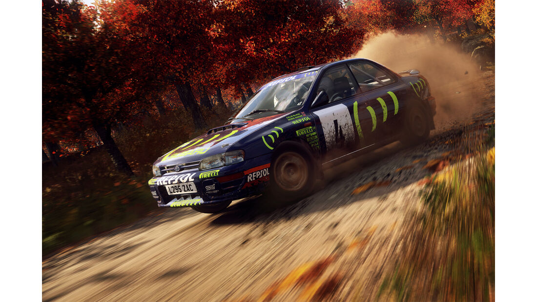 Subaru Impreza - Dirt Rally 2.0 - Rennspiel - Codemasters