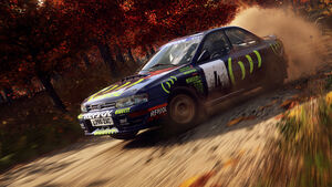 Subaru Impreza - Dirt Rally 2.0 - Rennspiel - Codemasters