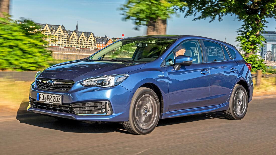 Subaru Impreza, Exterieur