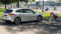 Subaru Impreza Facelift Modelljahr 2021