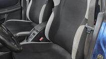 Subaru Impreza GT, Fahrersitz