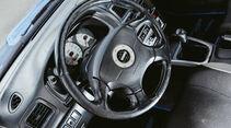 Subaru Impreza GT, Lenkrad