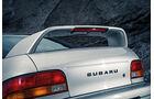 Subaru Impreza GT Turbo, Cockpit