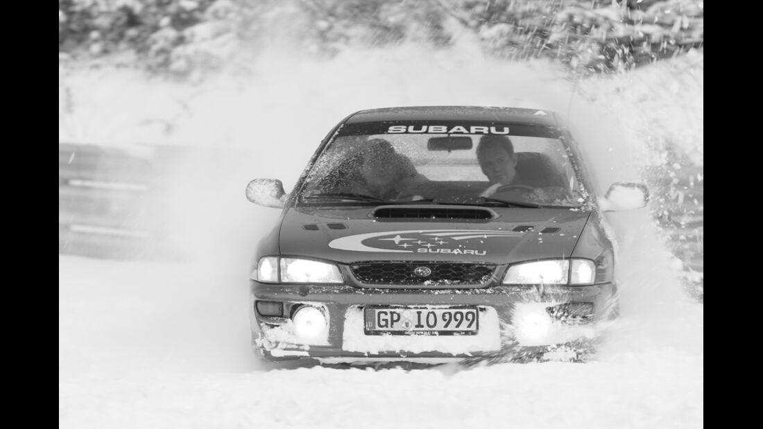 Subaru Impreza GT Turbo, Front
