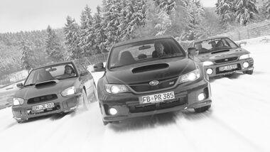 Subaru Impreza GT Turbo, Impreza WRX STi, WRX STI