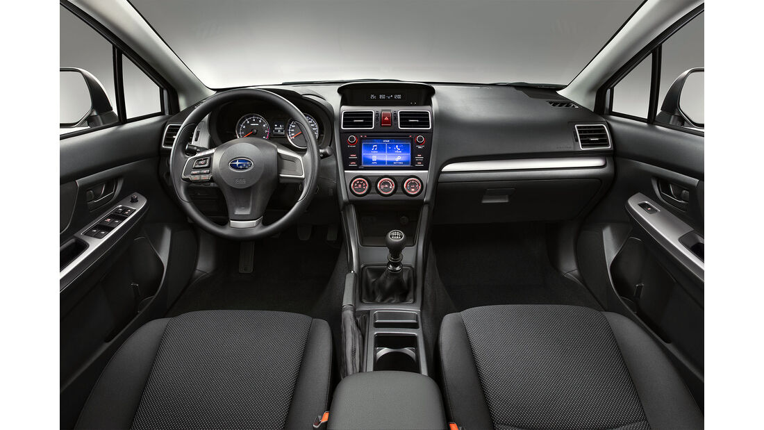 Subaru Impreza Modelljahr 2016
