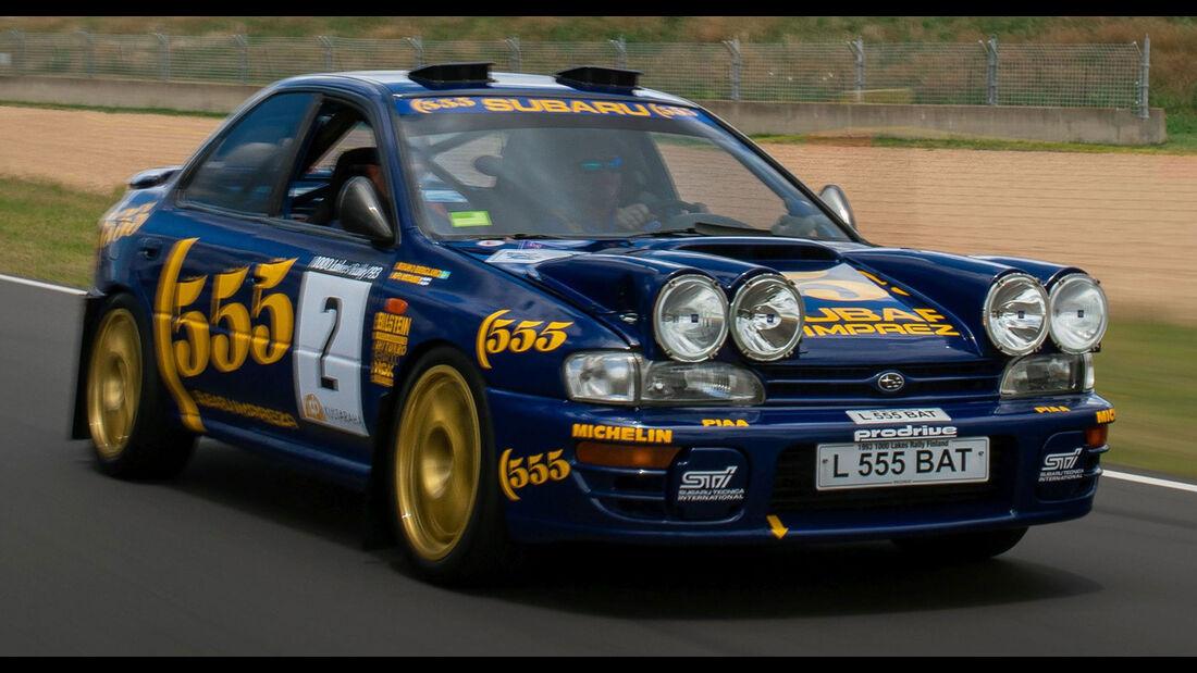Subaru Impreza Prodrive (1993)