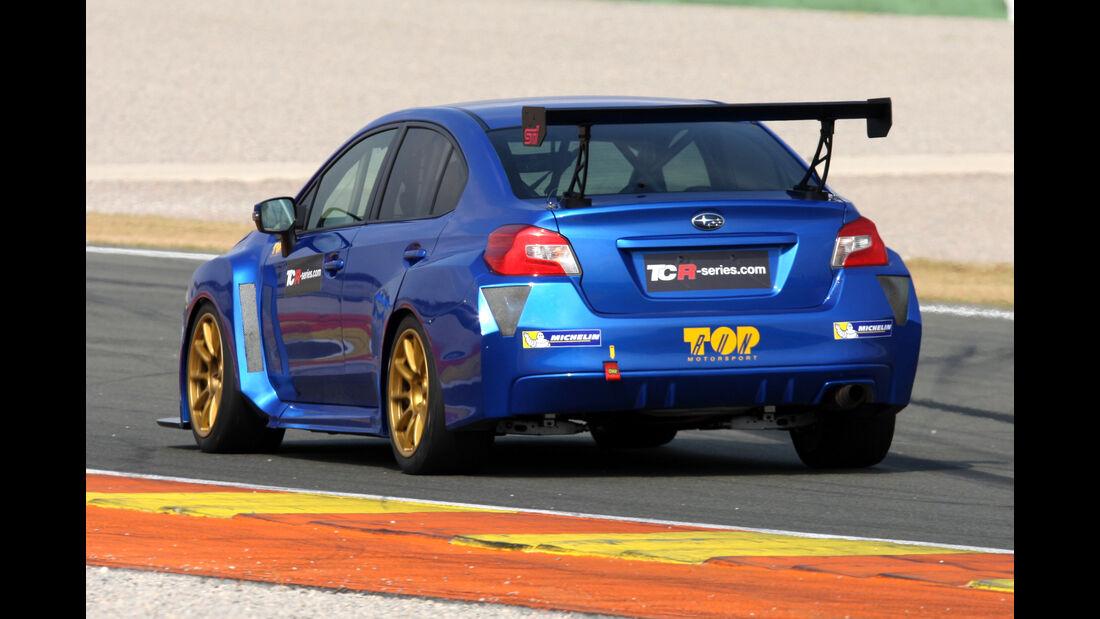 Subaru Impreza TCR - 2016