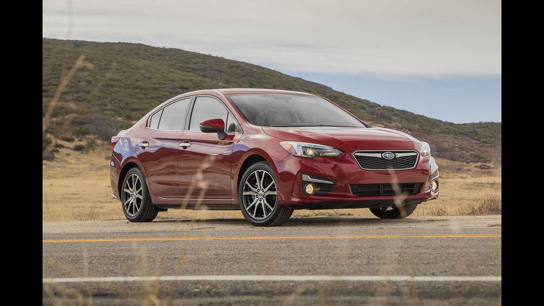 Subaru Impreza (US-Spec)