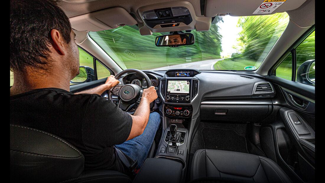 Subaru Impreza, ams 2520