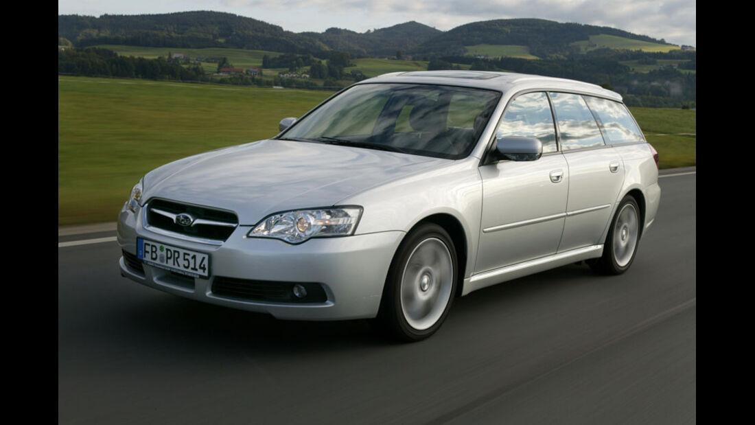Subaru Legacy Kombi