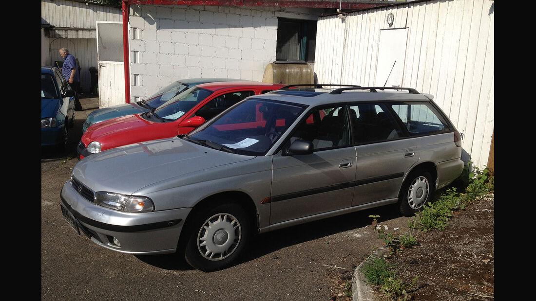 Subaru Legacy Kombi Renz