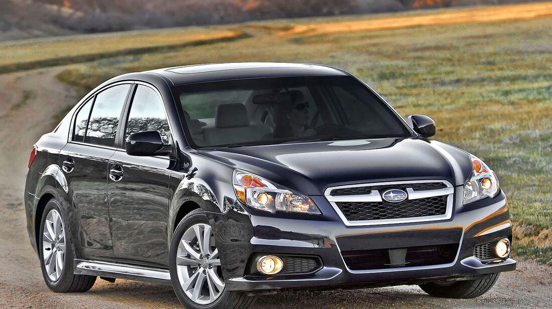 Subaru Legacy New York
