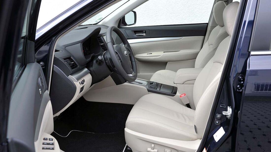 Astonishing Subaru Outback Diesel Lineartronic Exoten Kombi Mit Uwap Interior Chair Design Uwaporg