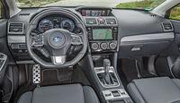 Subaru Levorg 1.6 GT Sport, Cockpit