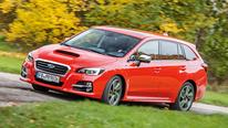 Subaru Levorg 1.6 GT Sport, Frontansicht