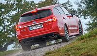 Subaru Levorg 1.6 GT Sport, Heckansicht