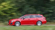 Subaru Levorg 2.0i, Exterieur