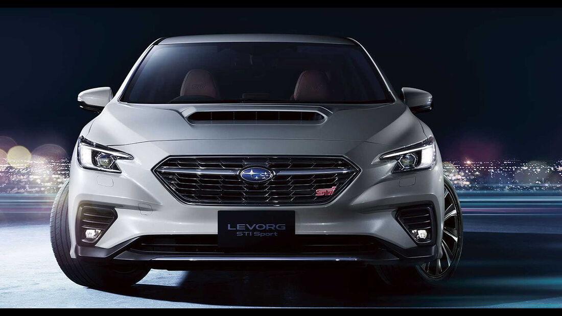 Subaru Levorg 2021 Japan