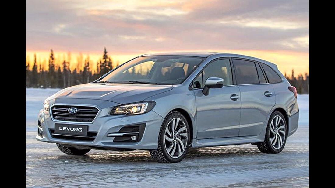 Subaru Levorg, Best Cars 2020, Kategorie C Kompaktklasse