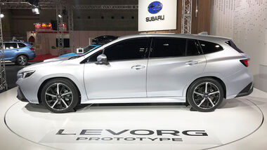 Subaru Levorg Prototyp