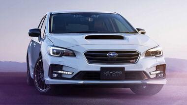 Subaru Levorg STI Sport Japan