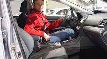 Subaru Levorg - Sitzprobe - IAA 2015