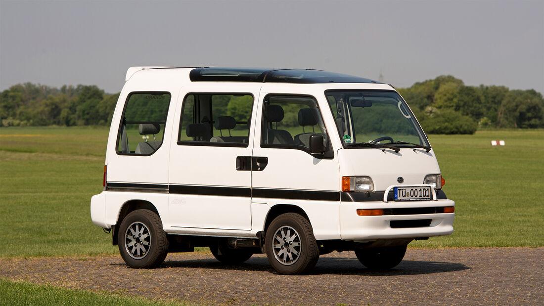 Subaru Libero, Japanische Trendsetter