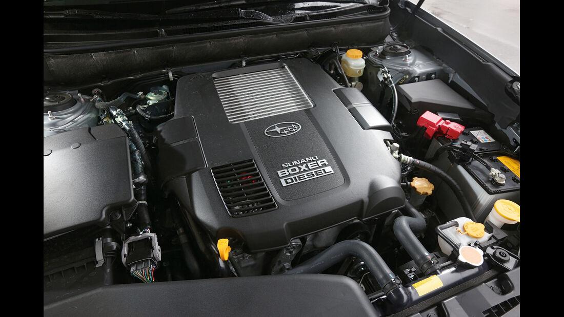 Subaru Outback 2.0D, Motor