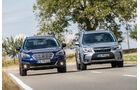 Subaru Outback 2.0D, Subaru Forester 2.0D