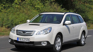 Subaru Outback 2010