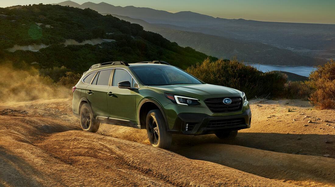 Subaru Outback (2019)