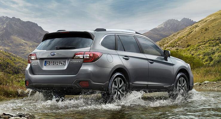 Subaru Outback Modelljahr 2019