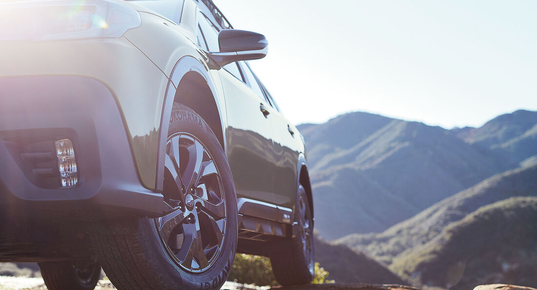 Subaru Outback Teaser 2020 New York