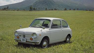 Subaru R 2, 1969