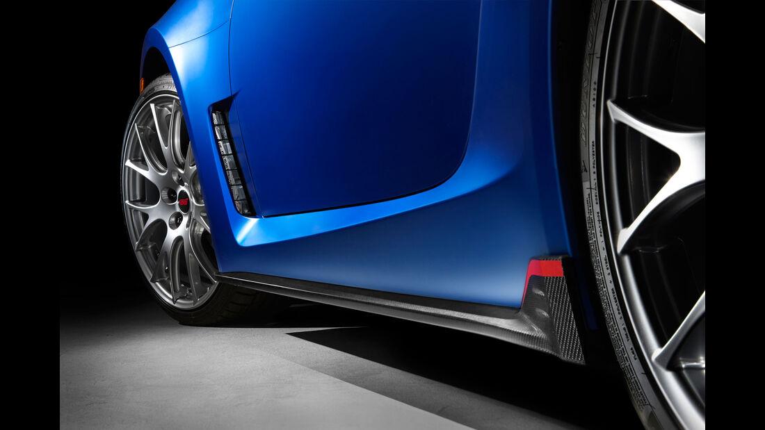 Subaru - STI - Performance - New York Auto Show 2015