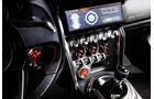 Subaru - STI - Performance - New York Auto Show 2015 - Mittelkonsole