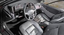 Subaru SVX, Cockpit
