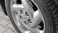 Subaru SVX, Rad, Felge