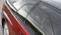 Subaru SVX, Seitenlinie, Seitenfenster