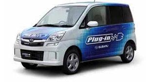 Subaru Stella Plug-In